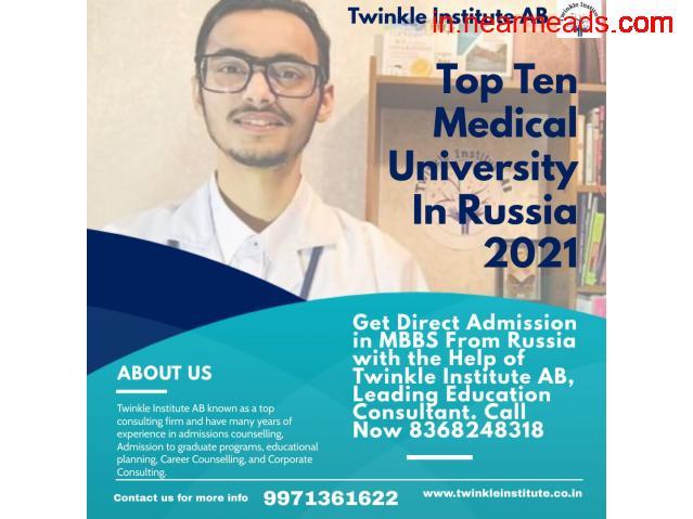 Top Ten Medical University In Russia 2021 Twinkle InstituteAB - 1