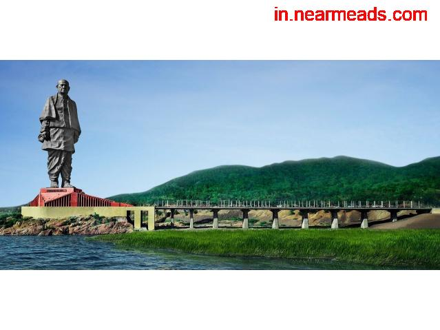 Statue of Unity Online   Aasaan Holidays - Authorised Booking Partner - 1