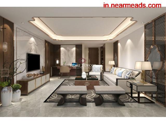 Top 10 Best Interior Designers In Mumbai- Home2decor - 1