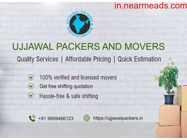 Ujjawal Packers and Movers – Best Moving Solutions in Delhi - 1