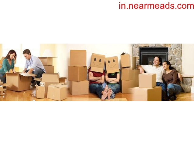 Amex Packers and Movers – Cost-Effective Packers Movers Delhi NCR - 1