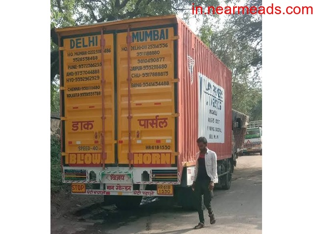 Vijay Packers and Logistics – No. 1 Moving Solutions Delhi - 1
