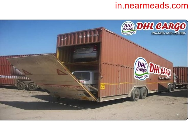 DHL Packers and Movers – Best Moving Solutions - 1