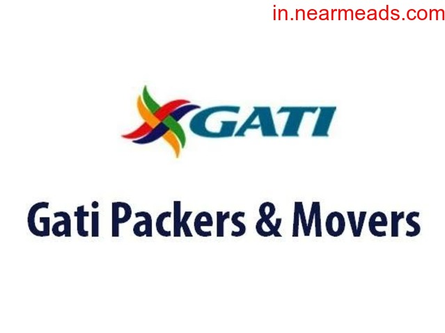 Gati Packers Movers – Delhi No 1 Packers and Movers Company - 1