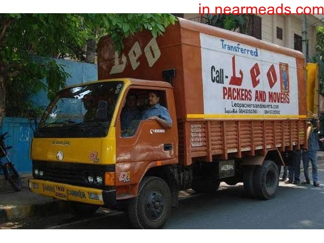 Leo Packers and Movers – Best relocation Services in Delhi - 1