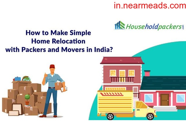 Household Packers and Movers Delhi – Best Shifting Services - 1
