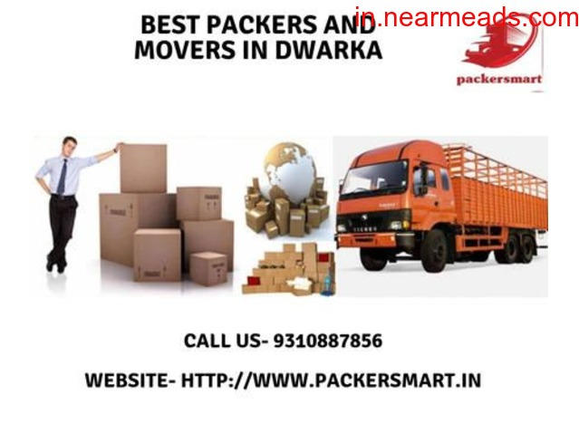 Packers Mart – Best Relocation Company in Delhi - 1