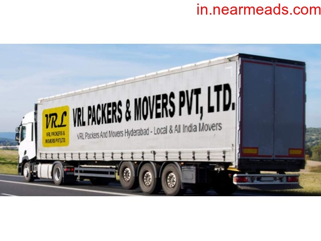 VRL Packers and Movers – Best Movers Company in Delhi - 1