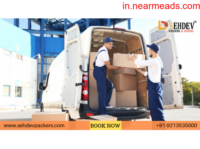 Sehdev Packers and Movers – Your Best Shifting Solution - 1