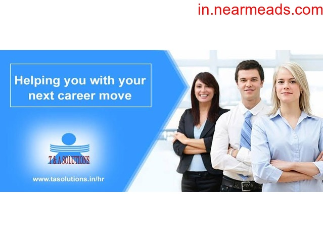 T&A HR Solutions – Best Recruitment Consultants in Delhi - 1