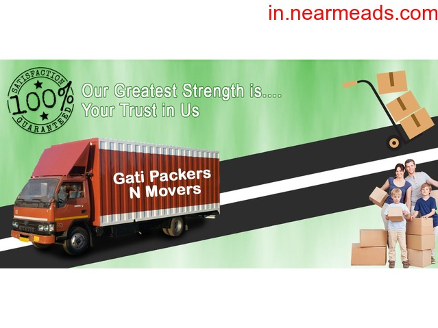 Gati Packers and Movers Bangalore - 1