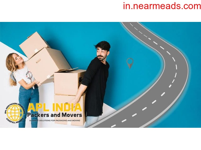 Apl Packers and Movers Kolkata - 1