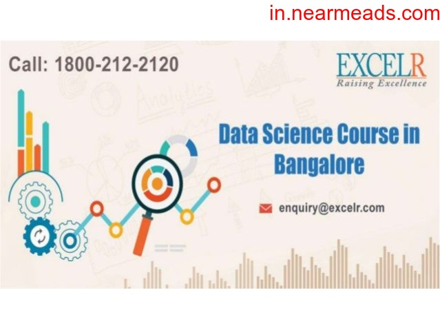 Best Data Science Course in Bangalore at ExcelR Solutions - 1