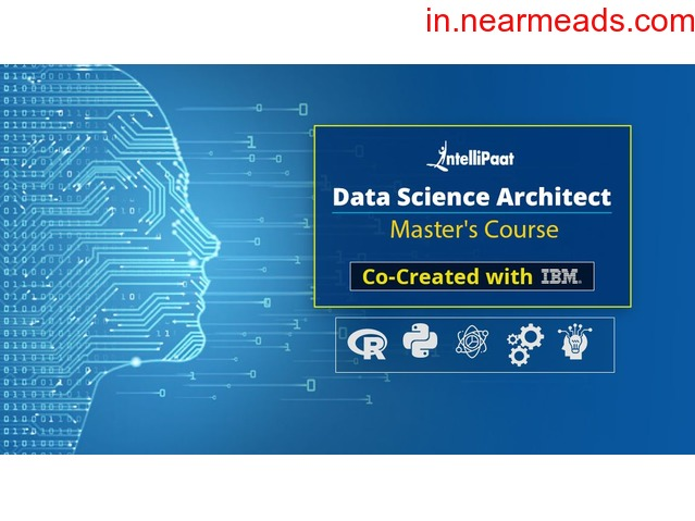 Intellipaat – Learn Data Science Course in Bangalore - 1