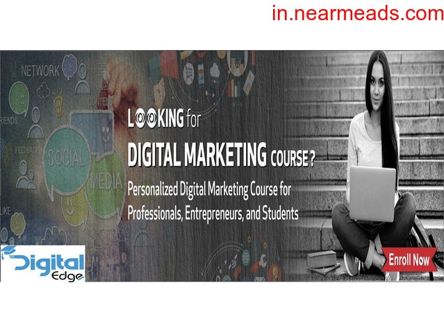 Digital Edge – Join Digital Marketing Course in Delhi - 1