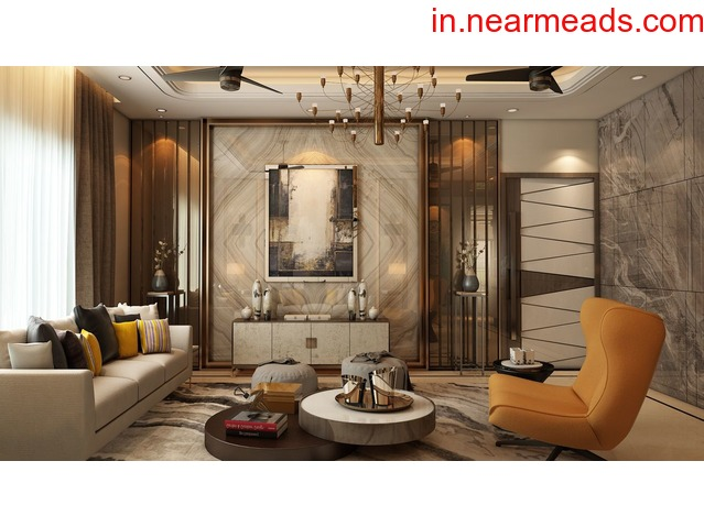 Pushpa Interiors – Best Home Architects in Hyderabad - 1