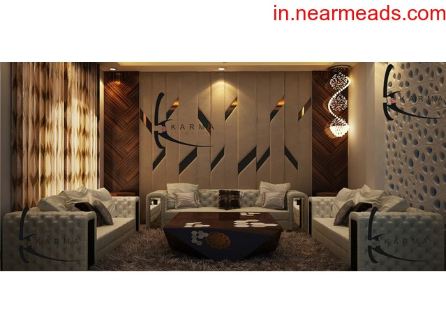 Karma Interiors – Best Designers in New Delhi - 1
