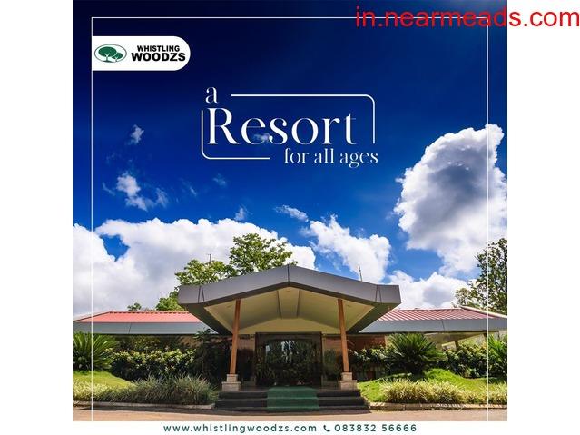 Best Resort in Dandeli - Whistling Woodzs SPA and River Resort - 1