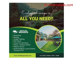 Best Resort in Dandeli - Whistling Woodzs SPA and River Resort - Image 2