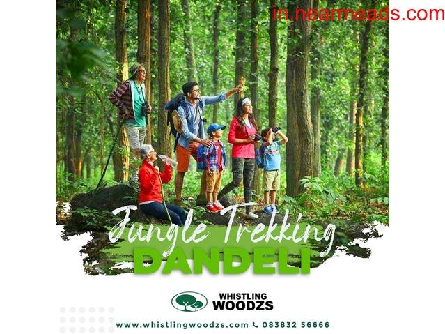 Best Resort in Dandeli - Whistling Woodzs SPA and River Resort - 4