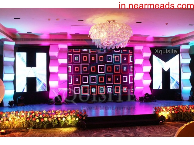 Xquisite Events – Organize Your Events with us - 1