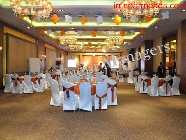 Aura Event Managers – Best Event Management Company in Delhi - 1