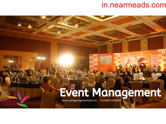 Pingpong Moments – Best Event Company in Gurgaon - 1