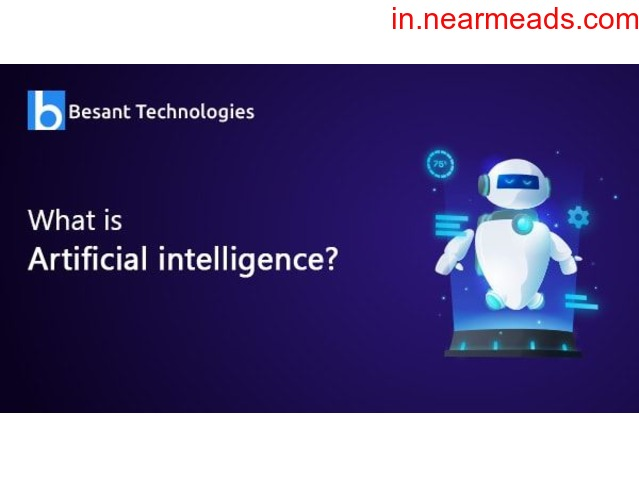 Besant Technologies – Best Artificial Intelligence Course in Bangalore - 1