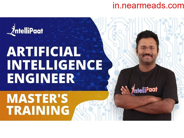 Intellipaat – Best Online and Classroom AI Course in Delhi - 1