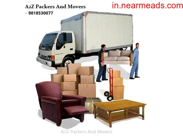A2Z Cargo Packers And Movers Service Provider In Ghaziabad - 2