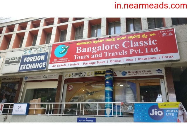 Bangalore Classic Tours and Travels – Best Travel Organization - 1