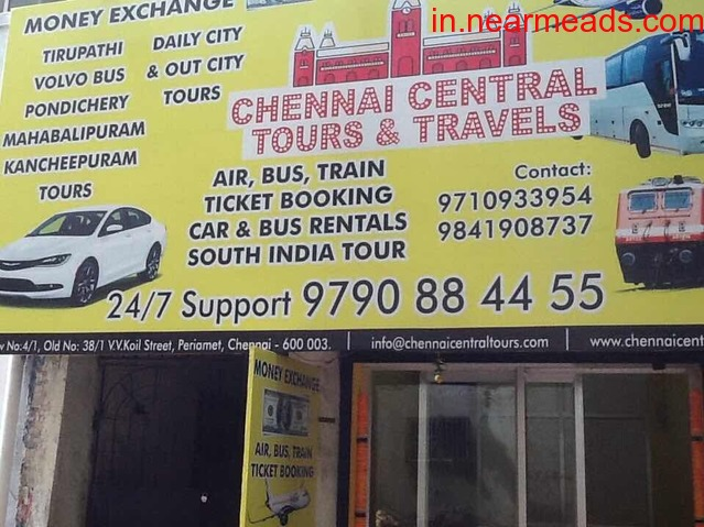 Chennai Tours and Travels – Best Organization To Book your Vacation Tours - 1