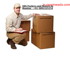 SRS Packers and Movers In Mumbai | 9004261267 - Image 1