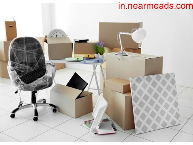 SRS Packers and Movers In Mumbai | 9004261267 - 3