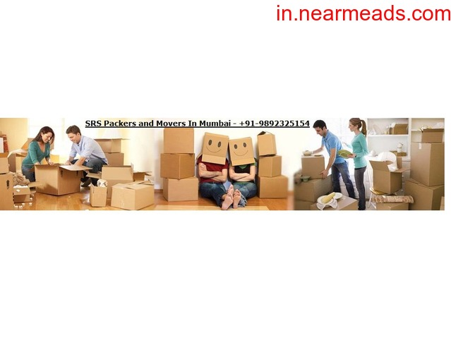 SRS Packers and Movers In Thane Book Now 9004261267 - 2