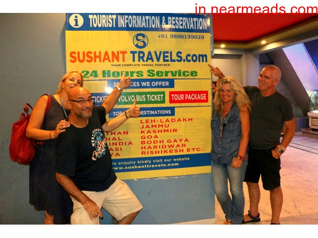 Sushant Travels – Tour Package Agency in Delhi - 1