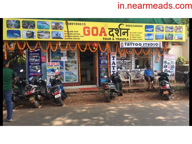 Goa Darshan Tours and Travels – Best Travel Agents in Goa - 1