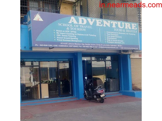 Adventure Tours and Travels – Best Holiday Packages in Hyderabad - 1