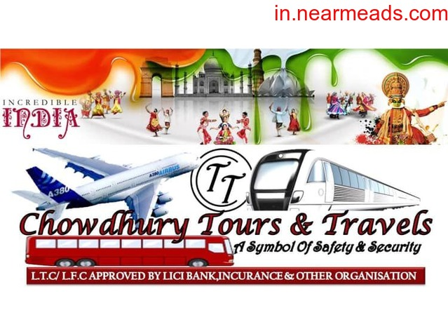 Chowdhury Tours & Travels – Hotel Booking & Tour Package Operator - 1