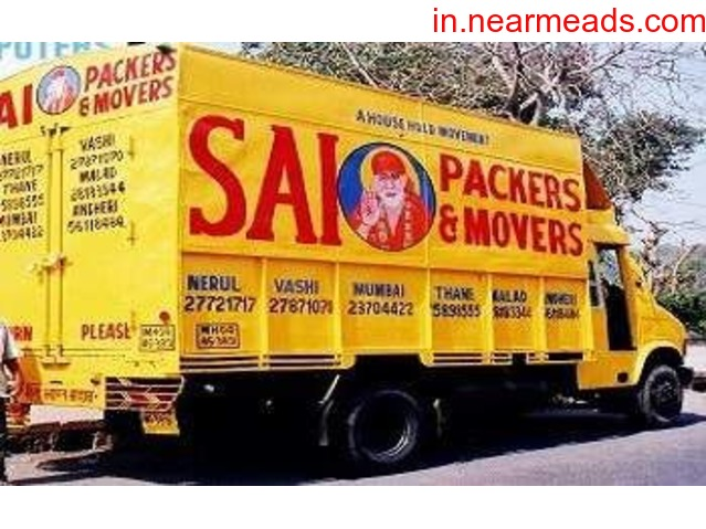 Sai Packers and Movers Navi Mumbai - 1