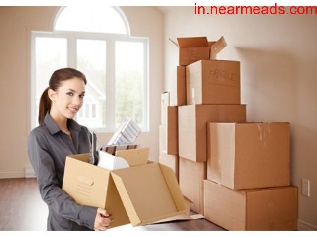 International Packers and Movers Navi Mumbai - 1
