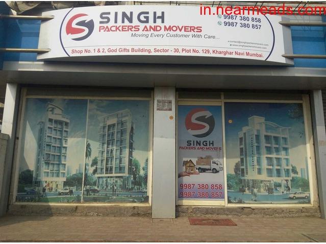 Singh Packers and Movers Navi Mumbai - 1