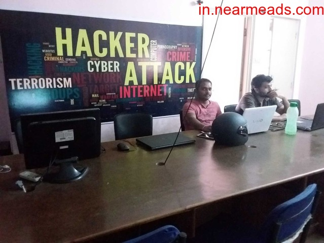Hacking Trainer – Learn Best Ethical Hacking Course - 1
