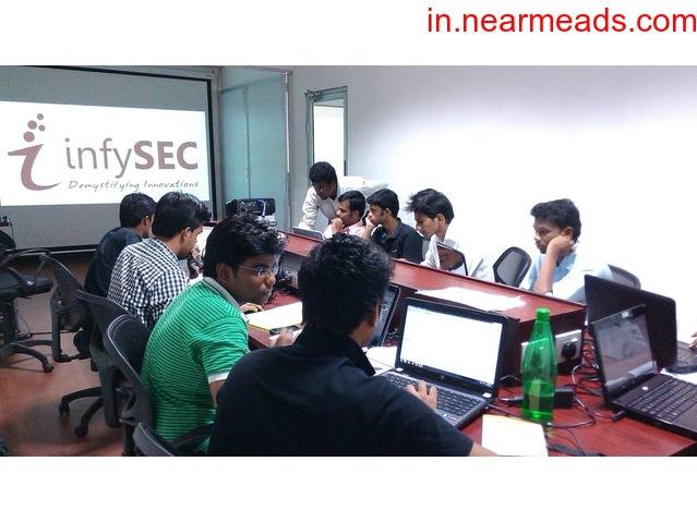infySEC – Best Cyber Security Training Institute in Chennai - 1