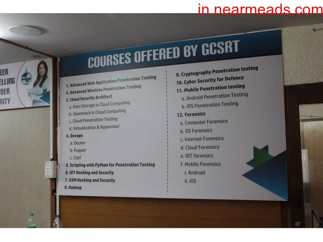 GCSRT – Best Cyber Security Training in Bangalore - 1