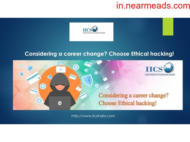 Indian Institute of Computer Science – Best Ethical Hacking Course - 1