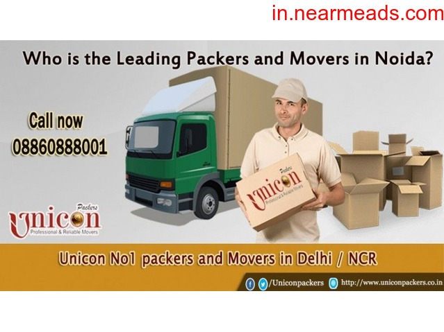 Who is the Leading Packers and Movers in Noida? - 1