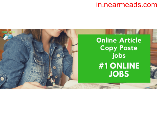 Online Copy Paste Jobs – Work from Anywhere ( No Job Targets) - 1