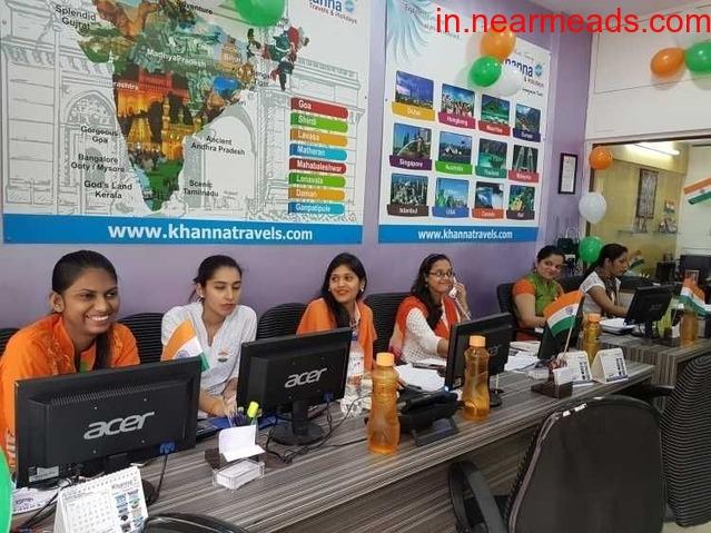Khanna Travels – Best Travel Agents in Navi Mumbai - 1