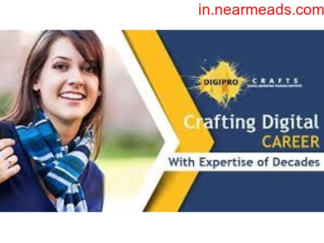 Digipro Crafts Best Digital Marketing Courses with Certificates in Navi Mumbi, - 1